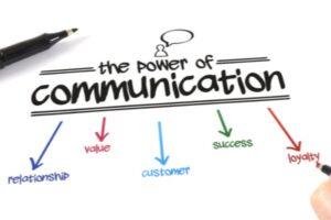 The key to good communication