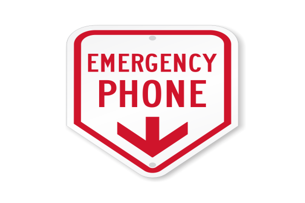 emergency property management phone