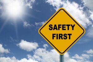 How HOA management ensures safety in a complex?